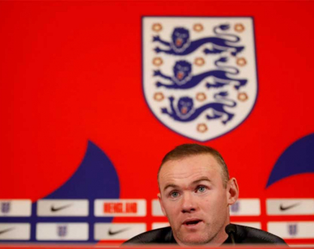 Rooney to wear 10 shirt, captain's armband in England farewell