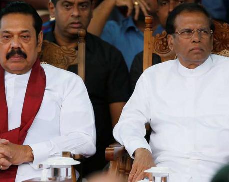 Sri Lanka's president calls snap election in bid to end power struggle
