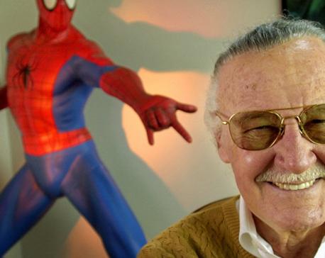 World mourns as legendary Marvel Comics' creator Stan Lee dies at 95