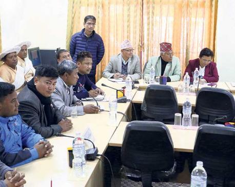 MPs for halting KTM-tarai fast track work until DPR is ready