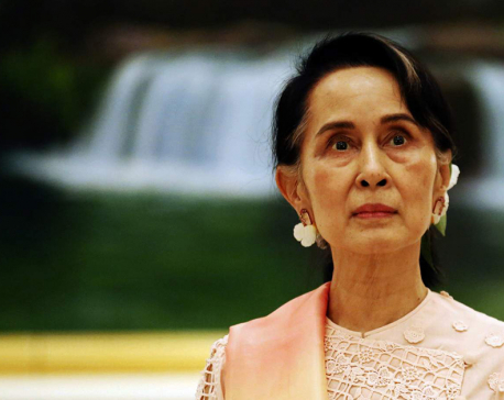 Aung San Suu Kyi stripped of Amnesty's highest honor over 'shameful betrayal'