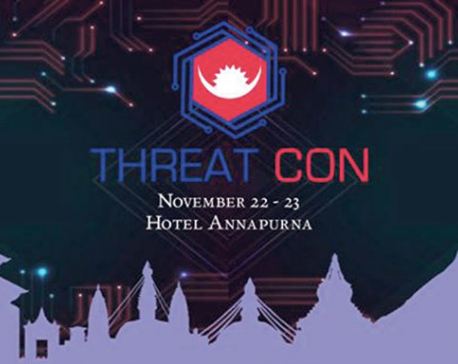 'THREAT CON 2018' begins Thursday