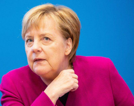 End of era beckons as Merkel says she will give up CDU party chair