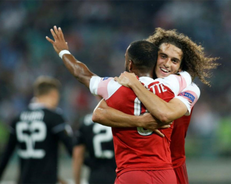 Wins for Arsenal and Milan, Seville upset