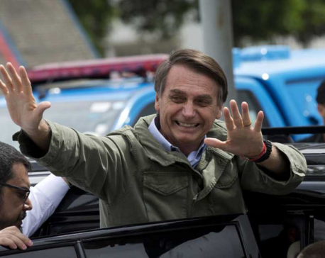 Brazil elects far-right president, worrying rights groups