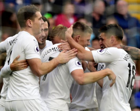 Cardiff stay in bottom three after loss to Burnley
