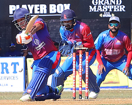 Butwal Blasters set 151 runs target for Pokhara Paltan