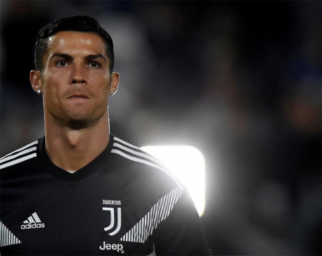 Sponsors EA and Nike say concerned about Ronaldo rape claims
