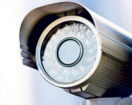 KMC fitting 1,800 CCTV cameras