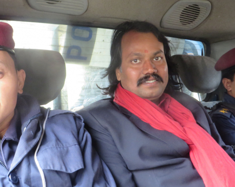 CK Raut arrested in Gaur