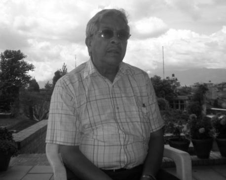 NC leader Bastola no more