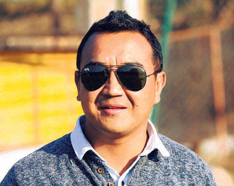 Beating China is not a big achievement for Nepal: Lama