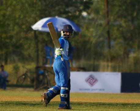 Biratnagar Titans to chase 183 run target set by Dhangadi Blues