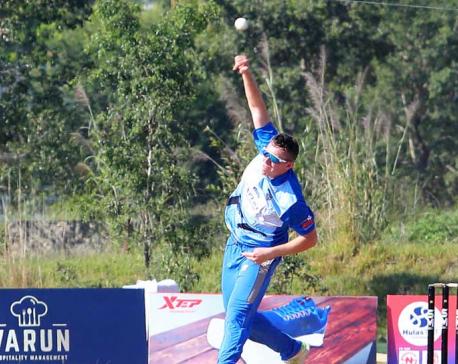 Biratnagar Titans suffers consecutive loss