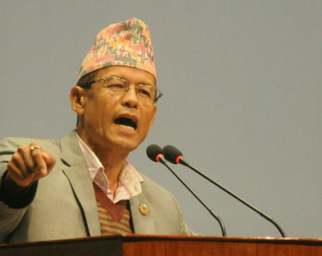 PM Oli following in Lalu Yadav's footsteps: Gurung
