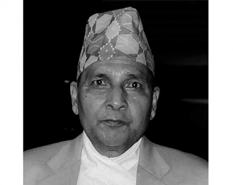 Tributes pour in on the demise of publisher Gyawali
