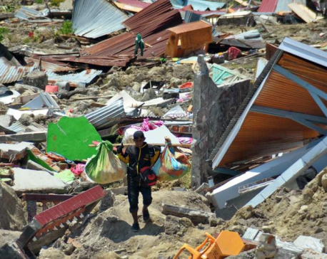 Indonesia quake death toll nears 2,000 as more bodies are found