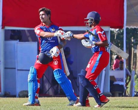 Kathmandu Royals defeats Dhangadi Blues by 17 runs