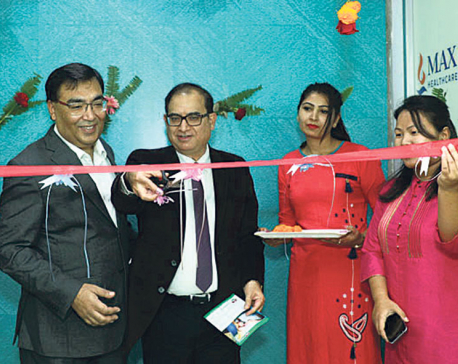 Max Healthcare opens assistance center in Kathmandu