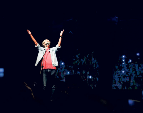 Concert marking Nepathya's 25 years