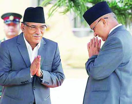 Conflict between two chiefs