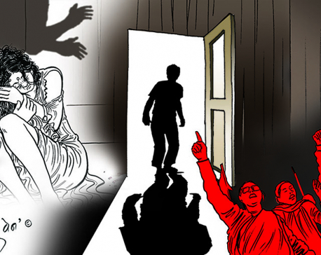 One held on rape charge from Palpa