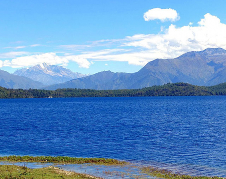 Magnificent Rara lacks physical infrastructure