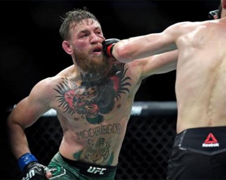 Mixed Martial Arts - Arrests after Nurmagomedov beats McGregor