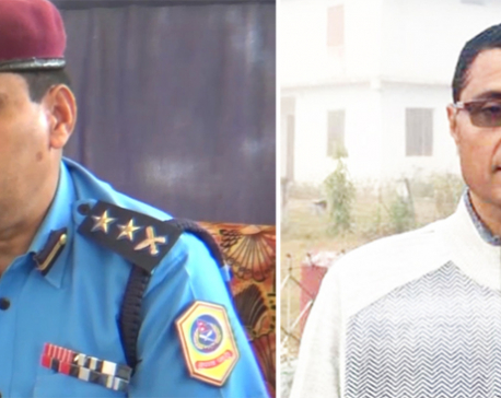 Recommendation to expel SP Bista and Inspector Bhatta