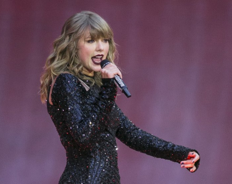 Taylor Swift breaks political silence, backs Tennessee Dems