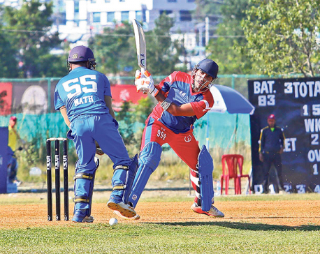 Tomar's record-breaking innings takes PPL by storm