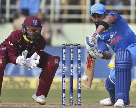 India's Kohli becomes fastest to complete 10,000 ODI runs