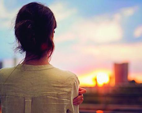 My struggle with widowhood