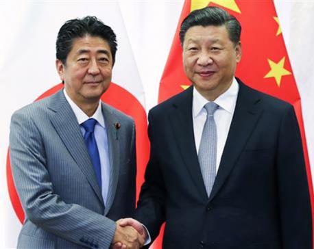 Japanese PM Abe to make rare visit to China late October