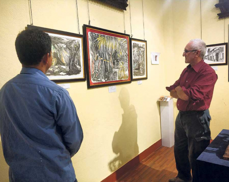 Cosmopolitan Art Exhibition Concludes