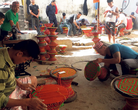 Bamboo stools worth Rs 3 million exported to China