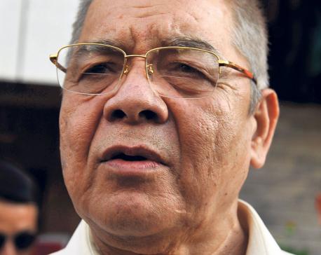 Bamdev Gautam backtracks from by-election plan
