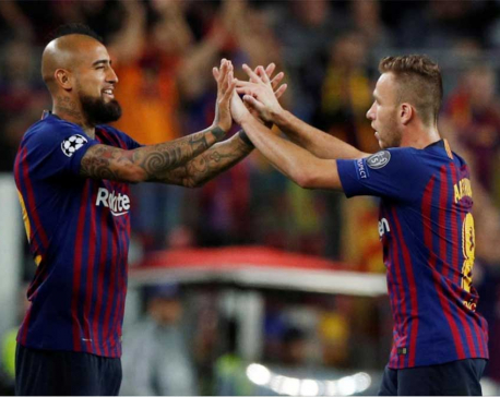 No Messi, no problem as Barca sink Inter