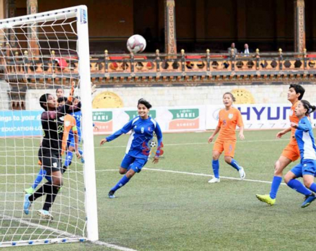 Nepal U-18 enters into final after penalty shoot-out win against India U-18