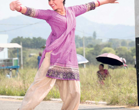 Bulbul to release first song through flash mob