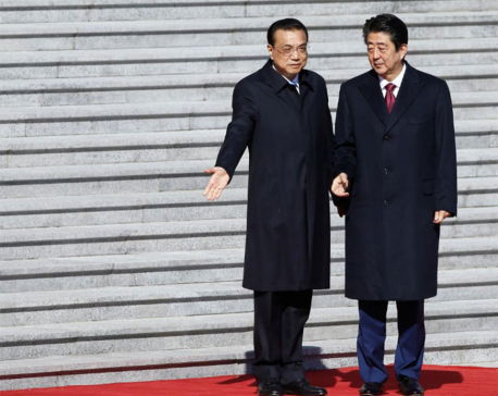 China, Japan sign agreements to strengthen cooperation