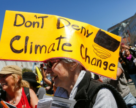 UN report on 'mission impossible' climate target: key points