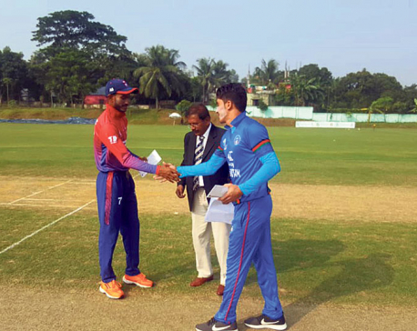 Nepal crashes out of Youth Asia Cup