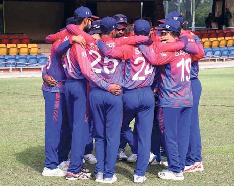 Nepal mauls China in record win