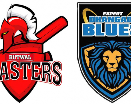Expert Dhangadi won the toss and elected to bat
