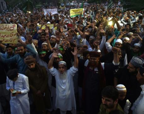 Pakistan overturns Christian woman's blasphemy death sentence: court