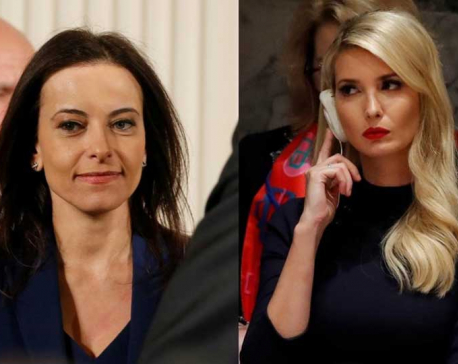 Ivanka out, Dina 'maybe': Trump undecided on Haley replacement as speculation runs wild