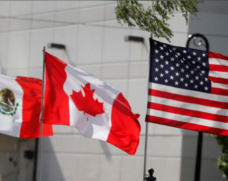 Canada, U.S. reach deal to save NAFTA as trilateral trade pact