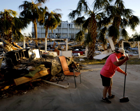 Florida officials fear Michael's death toll will rise
