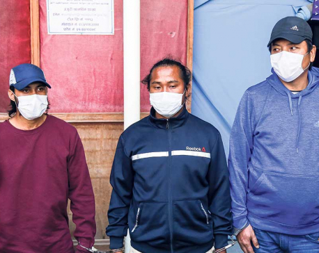 3 arrested in connection with Gauchan's murder